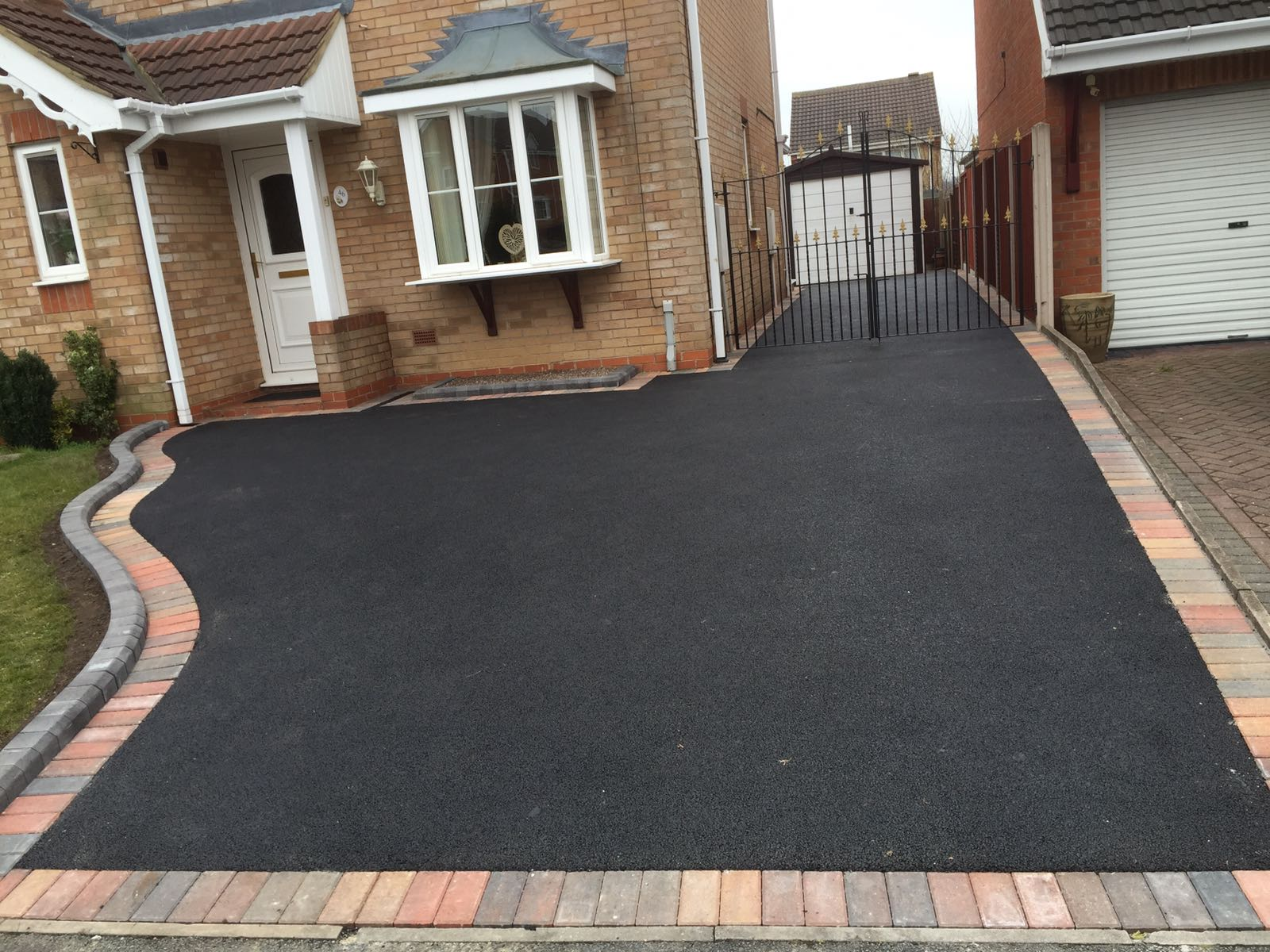 tarmac driveways installed in Nottingham