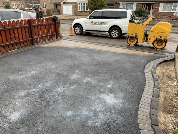 tarmac driveway installation in Long Eaton