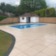patio installation Burton Joyce Nottingham