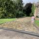 cobbled driveway West Bridgford